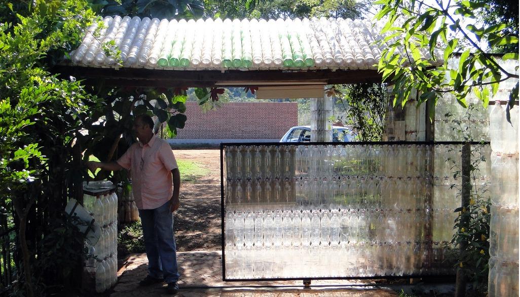 Como produzir telhas ecológicas